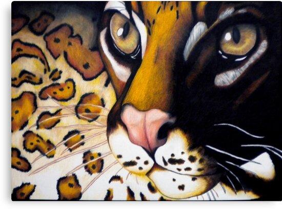 Jungle Cat by NicoleH09
