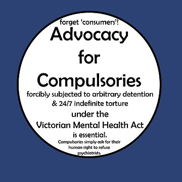Advocacy for compulsories by InitiallyNO