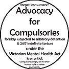 Advocacy for compulsories by Initially NO