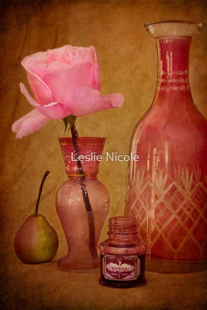 Pink Opera by Leslie Nicole