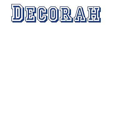 Decorah by CreativeTs