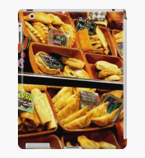 La Boqueria Spanish Market, Barcelona Spain 2015 iPad Case/Skin