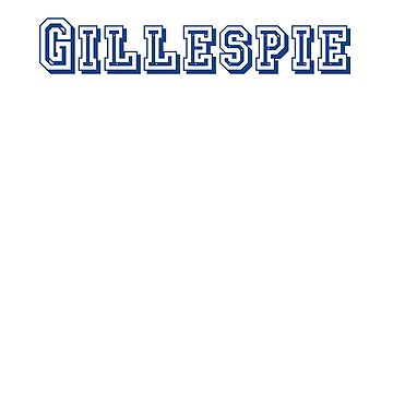 Gillespie by CreativeTs