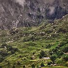 Ogwen Valley, Wales by nadine henley