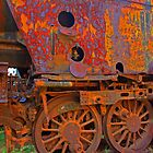 Rusty crusty by JandeBeer