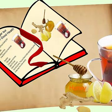 Lemon Ginger tea (3785 Views) by aldona