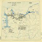 Zwölfter Armeegruppe Lageplan 7. Juli 1944 von allhistory