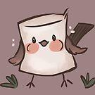 Marshmallow Bird (textless) by Erin Stilwell