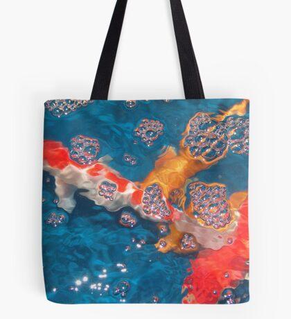 Swim in the Bubbly Tote Bag