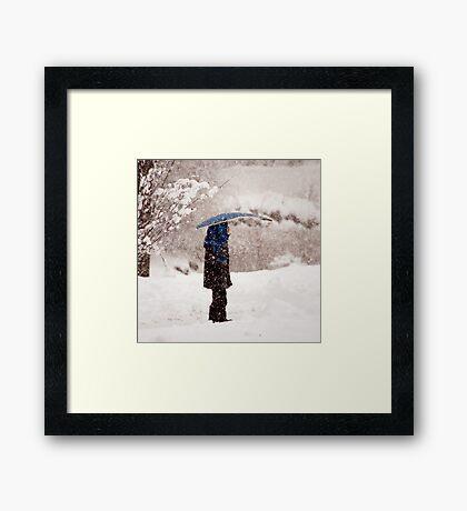 Boyhood Framed Print