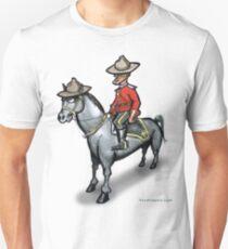 Canadian Mounty T-Shirt
