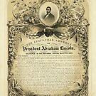 Zweite Antrittsrede Präsident Abraham Lincoln (4. März 1865) von allhistory