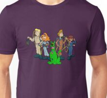 The Real Scooby Busters! Unisex T-Shirt