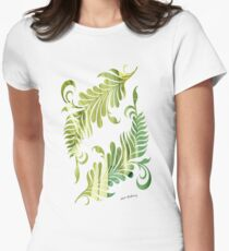 Serqet II Women's Fitted T-Shirt