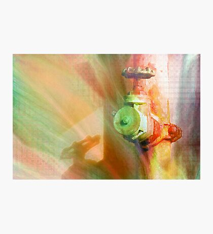 Pipe dream Photographic Print