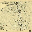 Zwölftes Heeresgruppe Lageplan 6. November 1944 von allhistory
