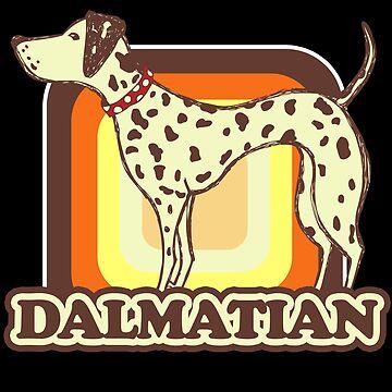 Dalmatian puppy by GeschenkIdee