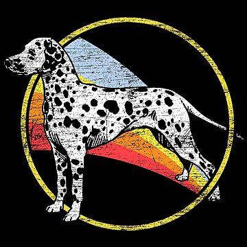 Dalmatian dog breed by GeschenkIdee