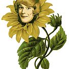 Pamela Hancock Sunflower by Hugo Grrrl