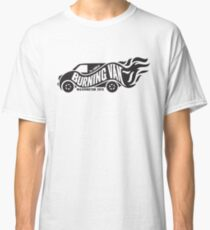 Burning Van 2019 - Hot Wheels Classic T-Shirt