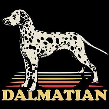 Dalmatian dogs by GeschenkIdee