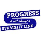 Progress is not always a straight line by TVsauce