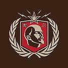 Lenin The Communist by Chocodole