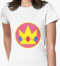 Princess Peach Women's Fitted T-Shirt