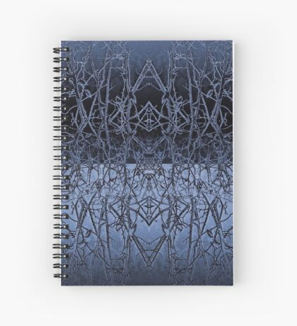 Constant And Continual Spiral Notebook