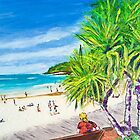 Noosa on View by gillsart
