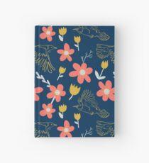 Fliegen Tui in den Blumen Notizbuch