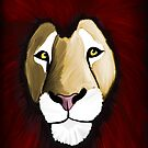 The lion by steveswade