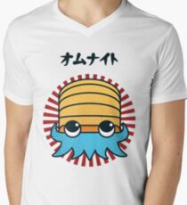Omanyte! Men's V-Neck T-Shirt