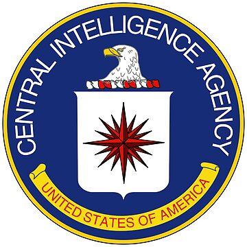 Logo de la CIA de CheekyNut