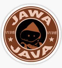 Jawa Java Sticker