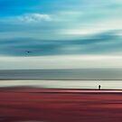 a walk in silence by Dirk Wuestenhagen