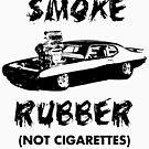 Smoke Rubber by Josh Prior