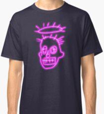 Neon Basquiat Classic T-Shirt