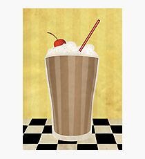 Delicious Milkshake Photographic Print