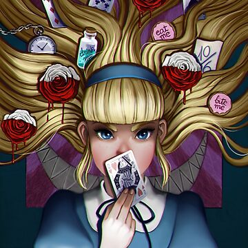 Alice by ursulalopez