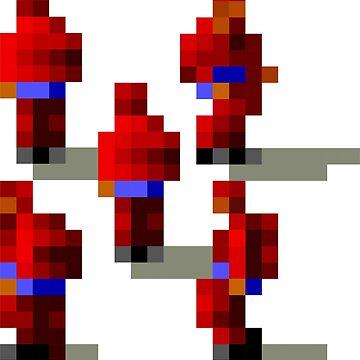 Red Alert 1 Soldier by Yanwun