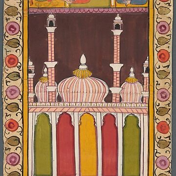 Vintage Indian pattern by Geekimpact
