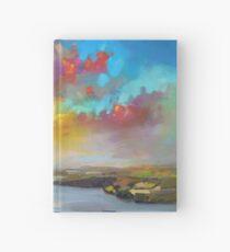 Struie Hill, Dornoch, Scotland Hardcover Journal