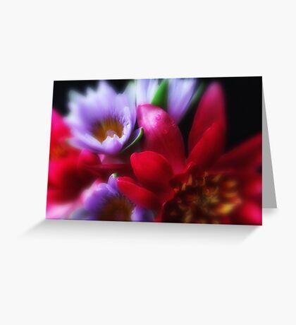 "'Lilies"" Greeting Card"