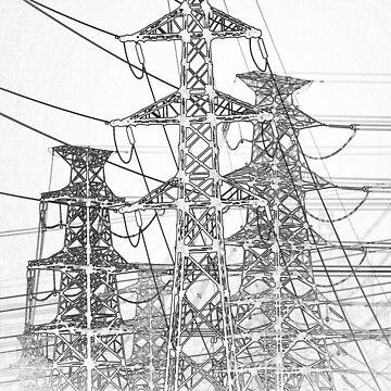 Pylons by procrest
