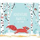 Das Abenteuer wartet von freeminds