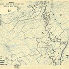5. Oktober 1944 Zwölfte Armeegruppensituation Karte des Zweiten Weltkrieges von allhistory