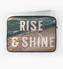 Rise and Shine Laptop Sleeve