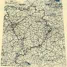 20. April 1945 Zwölfte Armeegruppe im Zweiten Weltkrieg von allhistory