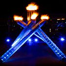 2010 Olympic Torch by adriangeronimo